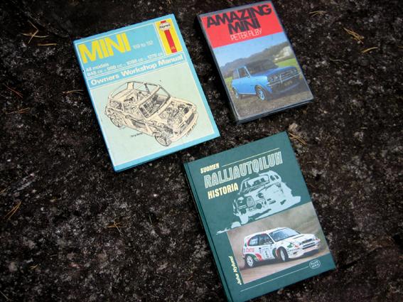 mini 69 to 82 haynes owners workshop manual 10e  vanha  k u00e4ytetty   amazing mini kirja   suomen 1985 Nissan Pulsar nissan sunny n13 workshop manual